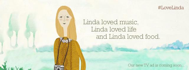 love linda
