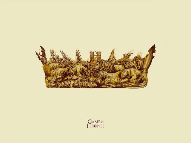The Battle Gold by Phantom City Creative