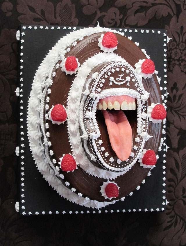 Cakes with Teeth by Scott Hove