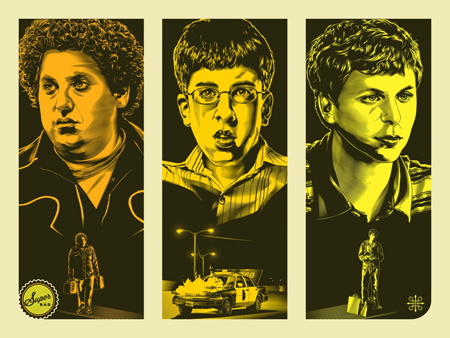 Superbad by Jeff Boyes