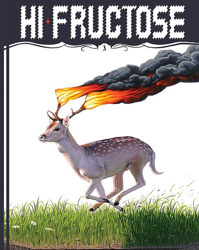 Hi-Fructose Magazine Collected Edition 3 Box Set