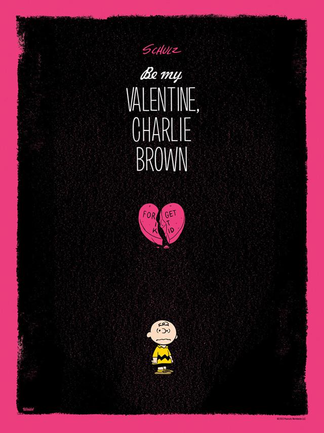 Be My Valentine, Charlie Brown ALT