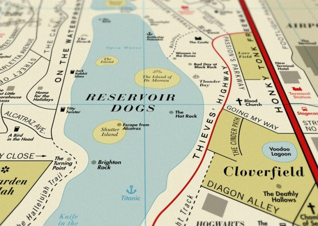 Film Map by Dorothy Collective