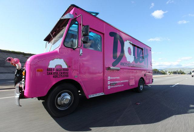 Dough Truck
