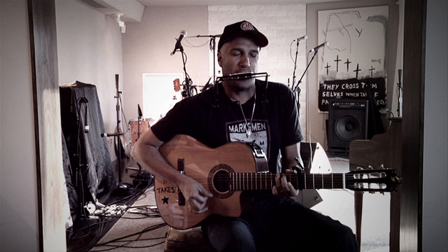 Let Fury Have The Hour (Tom Morello)
