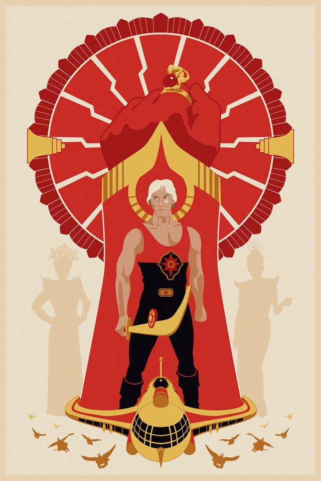Flash Gordon by Steve Thomas