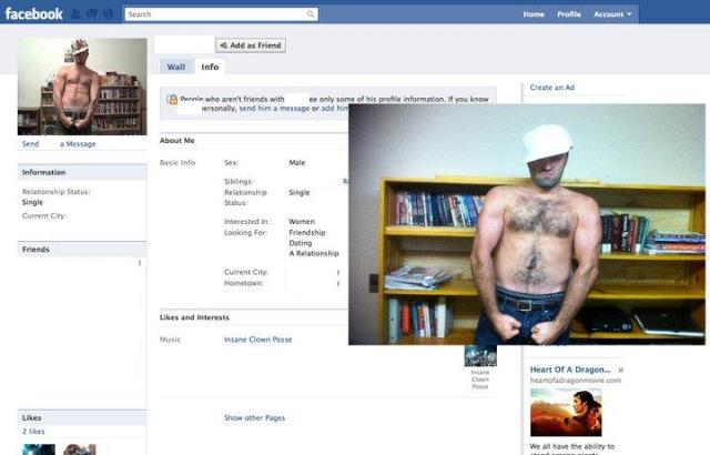 Man pranks Facebook users by recreating their profile photos