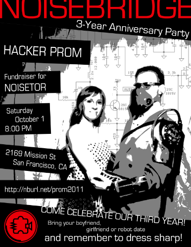 Noisebridge Hacker Prom