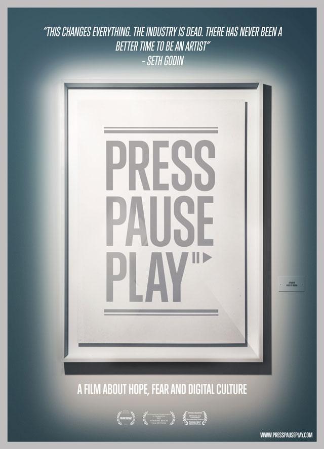 PressPausePlay by House of Radon