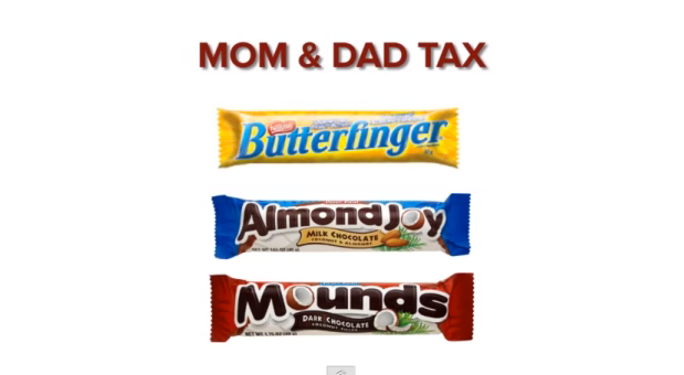 mom and dad tax
