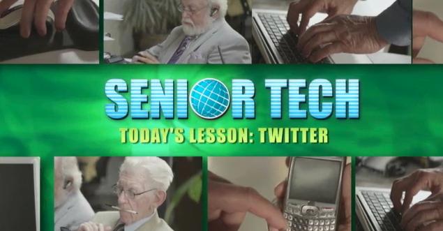 Senior Tech Lesson