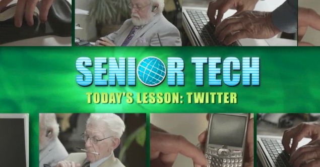 Senior Tech Lesson
