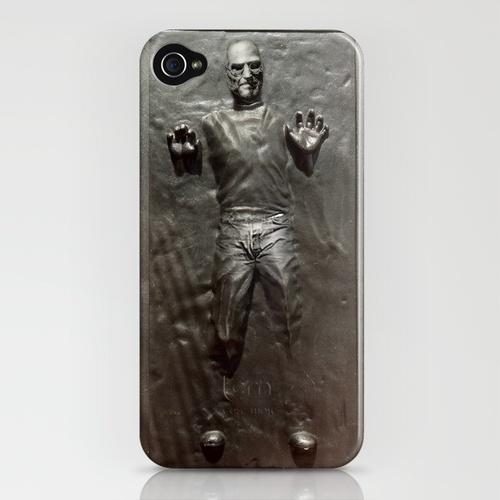 Steve Jobs in Carbonite by Greg Koenig