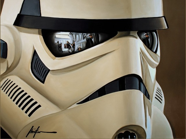 Stormtrooper by Christian Waggoner