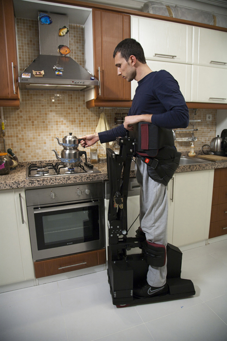 TEK Robotic Mobility Device for Paraplegics
