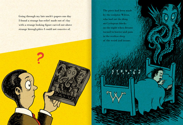 Dr. Suess's The Call of Cthulhu