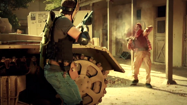 Live-Action Army of Two - Cartel Takedown Trailer