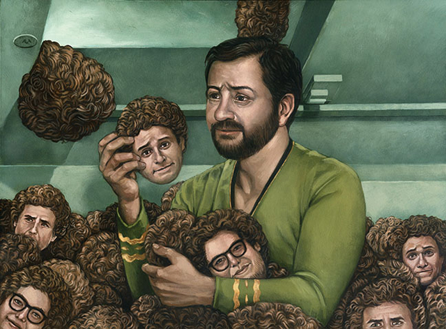The Trouble with Rogens (and Hills and Farrells) by Casey Weldon