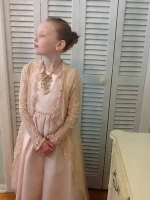Stella as Princess Grace