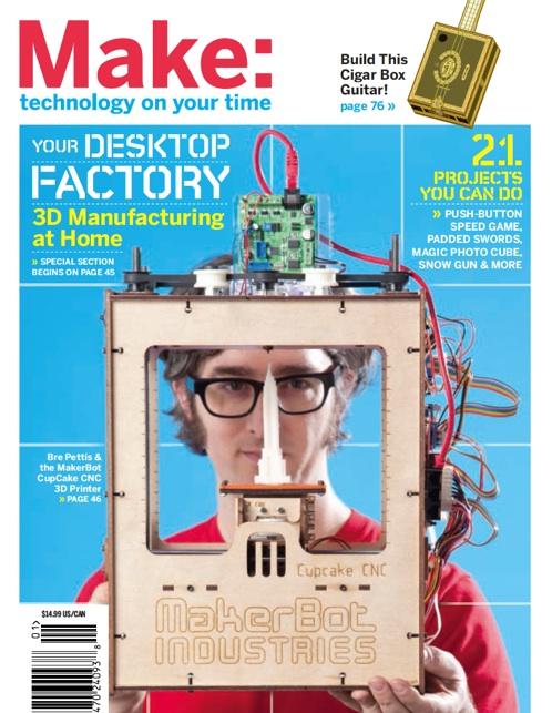 Bre Pettis & MakerBot