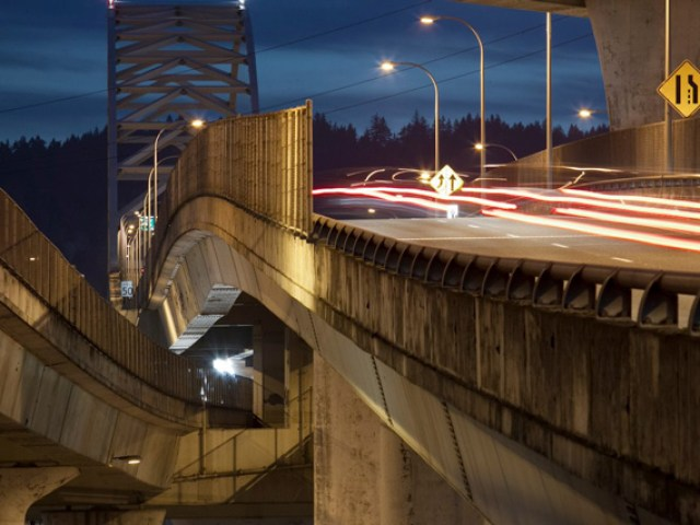 Trench Bridge by RO&AD Architects