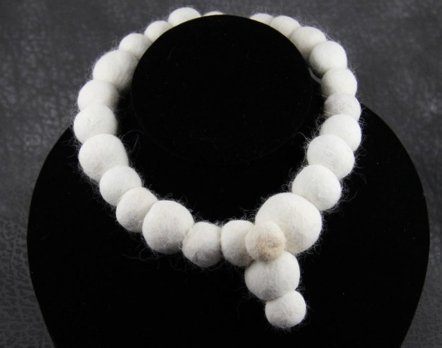 Cat Fur Ball Jewelry
