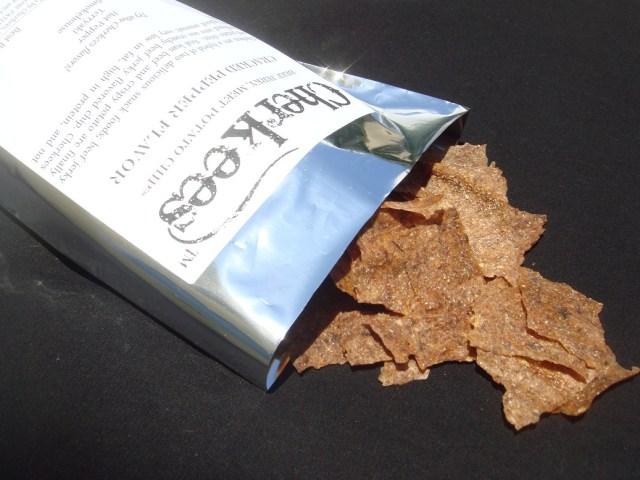 Cherkees, Beef Jerky Potato Chips