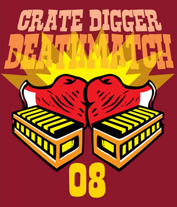 The Crate Digger Death-Match