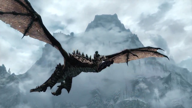 Dragonborn, A New Skyrim Add-On Coming Out in December