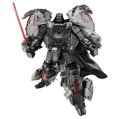 Star Wars Death Star Transformer