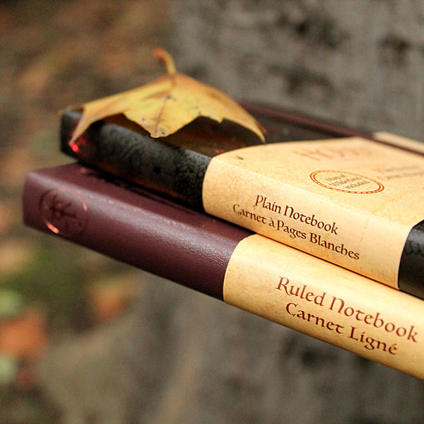 Limited Edition Hobbit Moleskine Notebooks at ThinkGeek