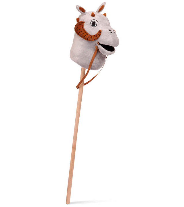 Tauntaun Hobby Horse at ThinkGeek