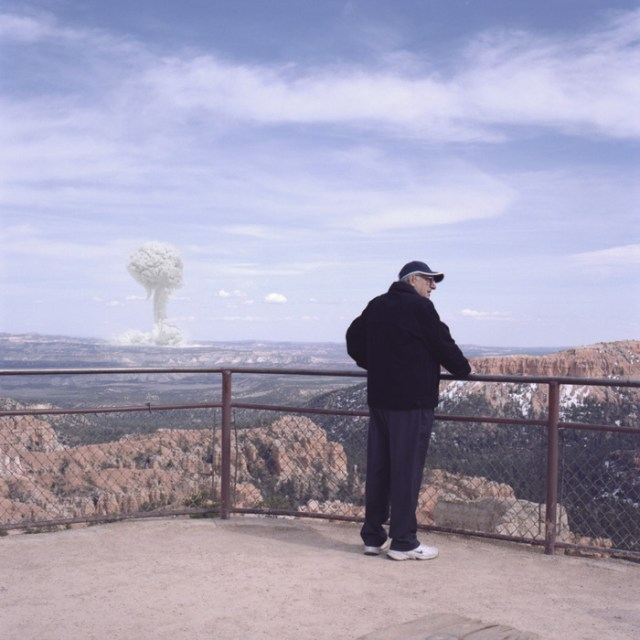 Atomic Overlook by Clay Lipsky
