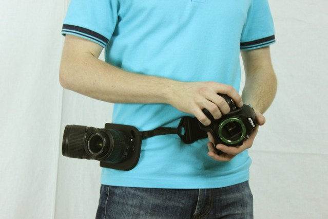 The Lens Holster by Preston Turk