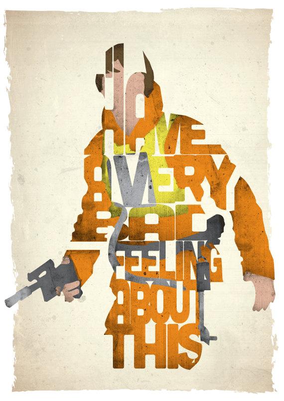 Star Wars Luke Skywalker Type