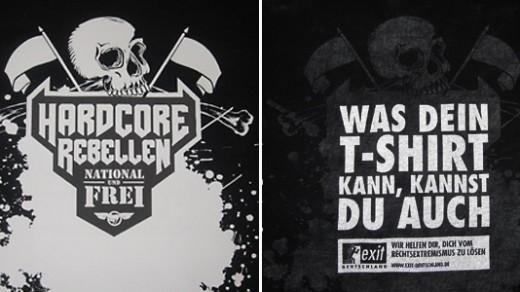 Operation Trojan T-Shirt by Exit Deutschland