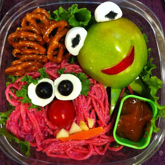 Muppets Bento Box