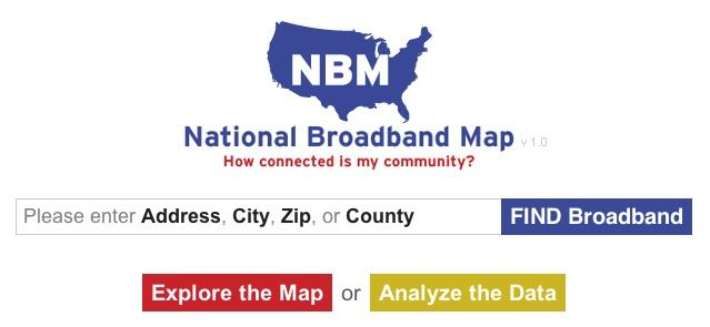 national-broadband-map