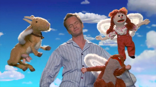 Neil Patrick Harris dreams THE LULLABYE - Neil's Puppet Dreams