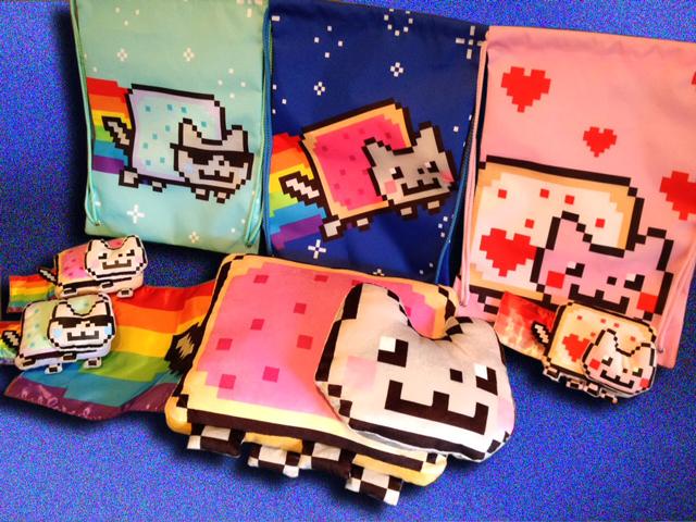 Nyan Cat Toys