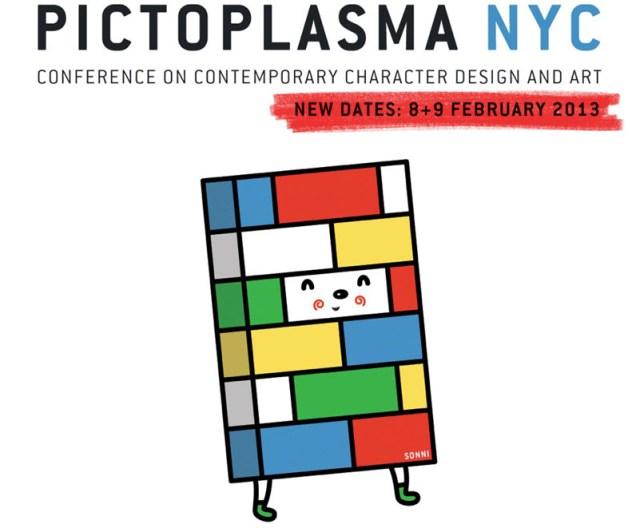Pictoplasma NYC 2013