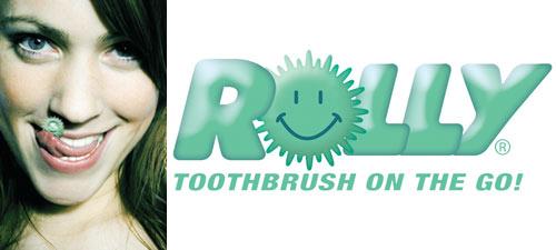 Rolly Brush