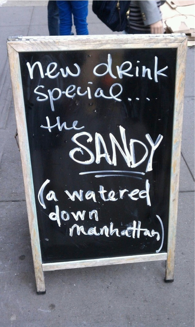 The Sandy