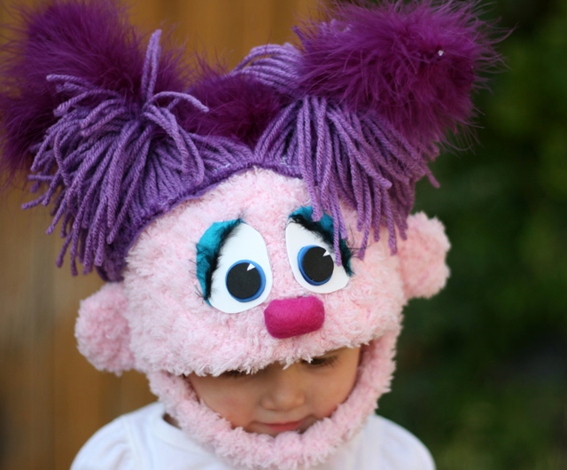Abby Cadabby Mask by JustZipity