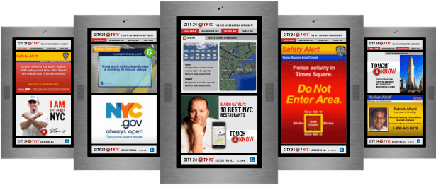 SmartScreen by City 24/7