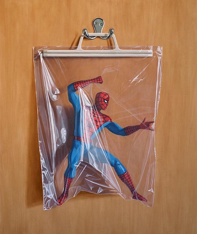 Peter Parker by Simon Monk