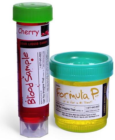 Sour Candy Body Fluids