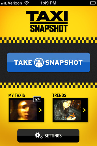 Taxi Snapshot