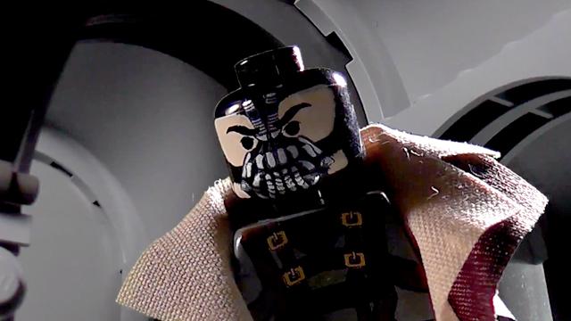 The Dark Knight Rises Trailer 3: IN LEGO