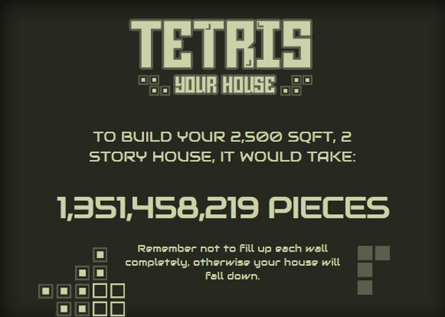 tetrishouse